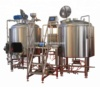 5HL micro brewing equipment for IPA pub beer brewery