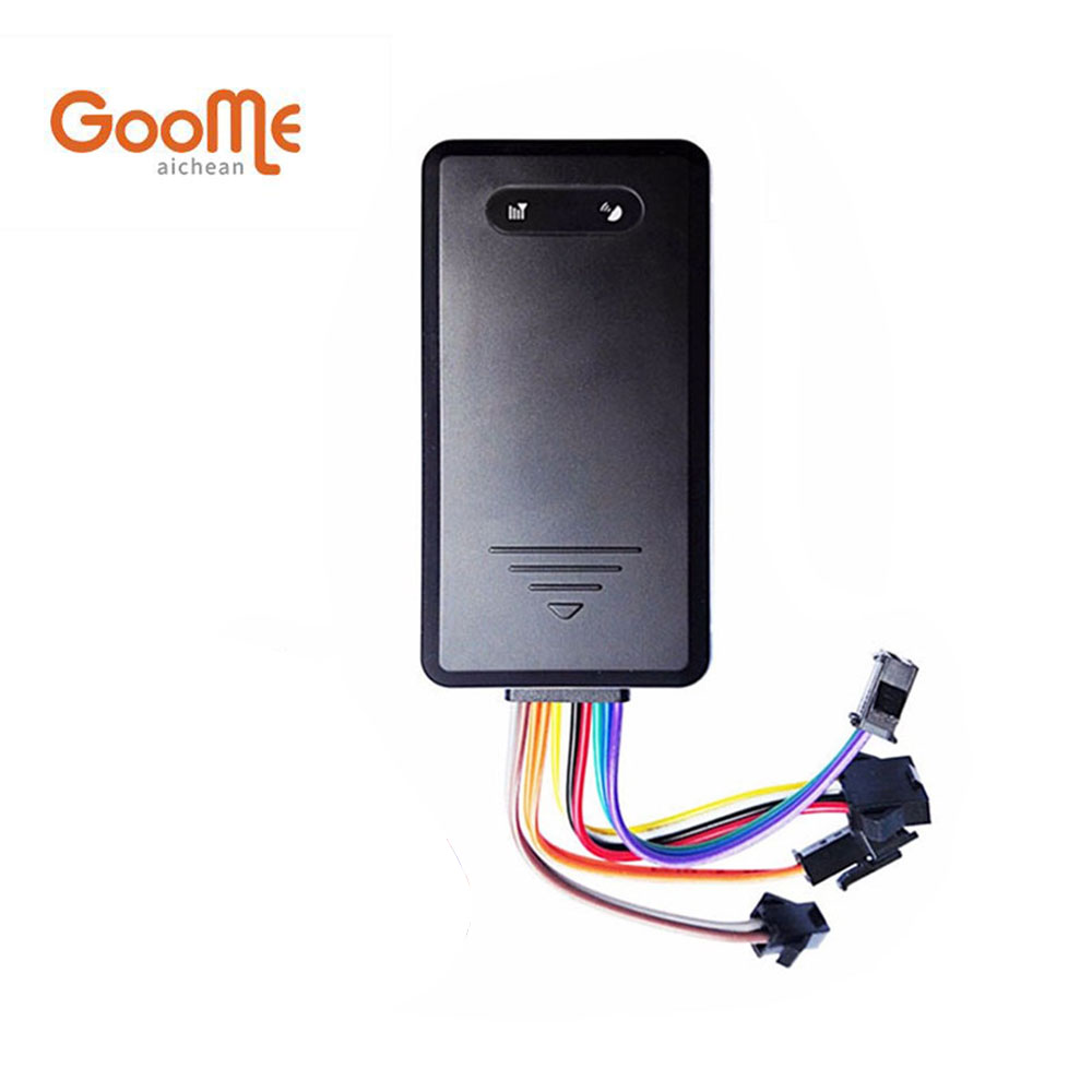 Goome GM06NW Car GPS Tracker GSM Built in Battery With Real Time Tracking System Remote Control Vehicle