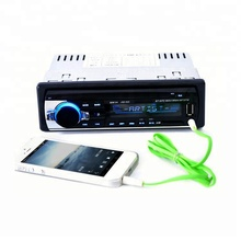 Modern high-grade cd player do carro com FM/USB/SD card slot-in