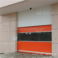 Industrial Roller Shutter High Speed Door remote control with ce KJM-715