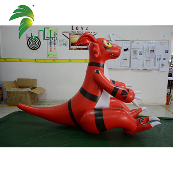 Large Inflatable Dragon Hongyi Toys Inflatable Anime Cartoon Custom Inflatable Dragon Toy For Sale