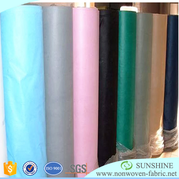 Sesamoid / diamond dot PP spunbond nonwoven fabric roll