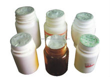 Hot sale Pieces Induction Heat Seal Liner For Comestic Bottle /jar