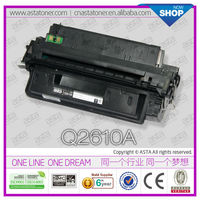 Printer Toner Q2610A Compatible Toner Cartridge For HP 10A Toner Cartridge