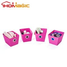 Hot promotional latest model cloth storage bin
