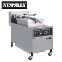 Hot sale henny penny electric chicken pressure fryer deep fryers