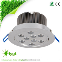 9w fluorescent ceiling tiles ceiling lights with ce rohs
