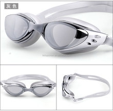 UV PC Anti Fog Swimming Goggles Electroplated Adult Swimming Goggles Swimming Glasses, China Supplier