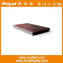 modules for running strings p10 red led module panel