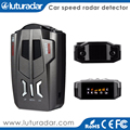Cheapest Car GPS Built in Radar Detector V9 with K KA Band LED Display Russian Vioce