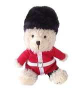 cute Uk popular security guard soft toy teddy bear , the royal soldier plush stuffed toy bear