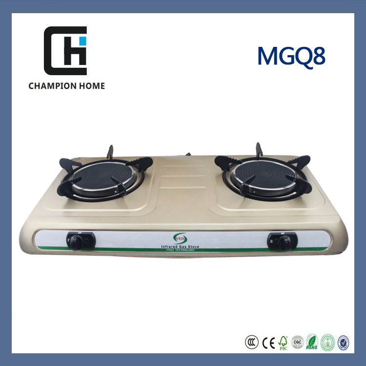 Portable table top gas cooker kitchen appliances