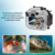 40M Waterproof and Diving camera waterproof Case Cover Bag for Canon EOS M5