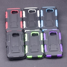 2017 Hot New Product Housing For Samsung Galaxy S3 S4 S5 S6 S7 Slim Armor Case With Belt Clip
