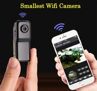 Mini Camera Security DV Hidden Wifi IP Wireless Cam Secert Micro Candid Small Camcorder Digital Camera Spy Recorder