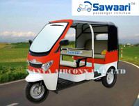 tuk tuk three wheel electric cycle rickshaw for sale