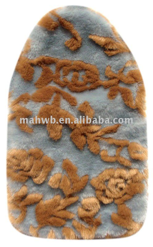 FAUX FUR Hot water Bottle Cover