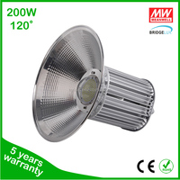 High Performance Industrial ip55 waterproof 200W 300W LED High Bay Light