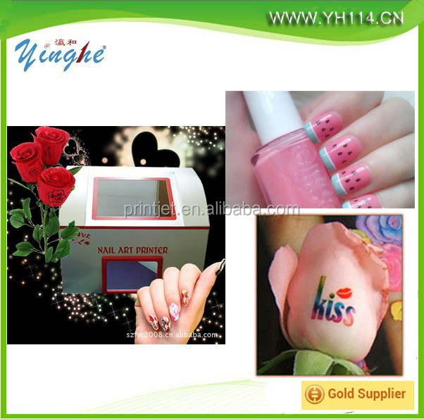 2015 digital nail printer nail art printer/Flower printer