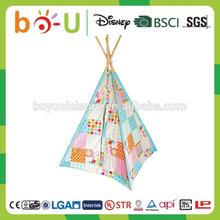 wholesale cheap Professional manufacture children indian play tent