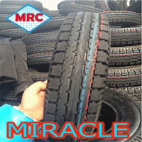 China Factory Wholesale all size of motorcycle tubeless tire 4.00-8 3.50-8 3.00-8