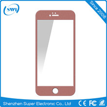 High transparent anti blue light tempered glass screen protector for iphone 6