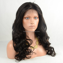 2015 New Unprocessed Virgin Peruvian Full Lace Wig Body Wave Glueless Full Lace Human Hair Wigs For Black Women Hot Selling