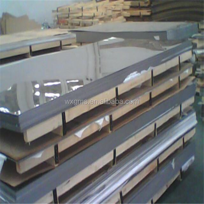 AISI Grade 430 stainless steel sheet/ plate 430 ss plate 0.5mm thickness