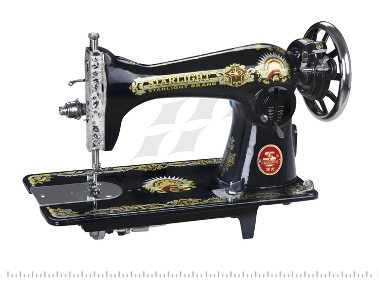 Ja2-1 household domestic black sewing machine