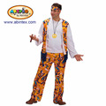 Hippie man costume (08-063) as party costume for man with ARTPRO brand