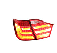 Vland factory Auto tail rear lamp for camry 2012-2014 tail lamp LIGHT BAR(Asian type)