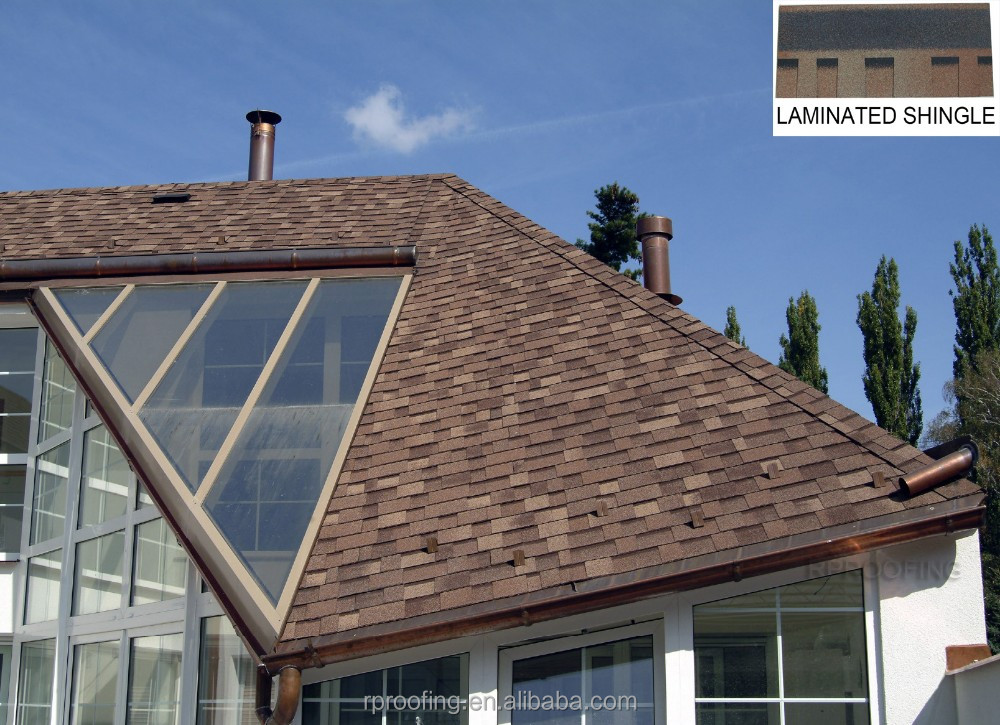[building construction material] wholesale laminated fiberglass asphalt roofing shingles prices