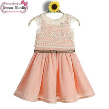 Pakistani New Style Dresses Frock Designs For Small Girls Korean Kids Fashion Wholesale