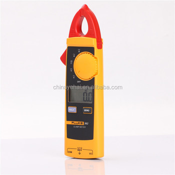 200A Low Price Mini Size Fluke-362 Digital Clamp AC/DC Current
