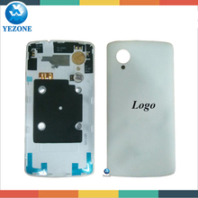 Repair Parts Original Housing Cover For LG Nexus 5 D820 Battery Back Cover Replacement, For LG D820 Battery Door Cover