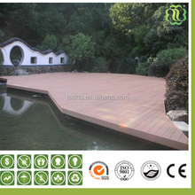 boat floor covering/cheap wood/clear plastic floor covering