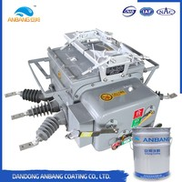 AB115 mechanical equipment coating quick drying acrylic oil paint with good weatherability