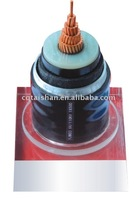 Cu or Al SWA/XLPE insulated PVC sheathed electric cable