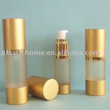 high quality cosmetic airless bottle,china cosmetic airless bottle manufacturer