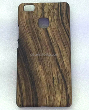 wood hard back case for Huawei Ascend P9 Lite