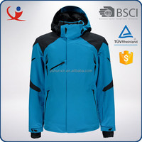 2016 Famous brand professional outdoor fancy design ski man clothes