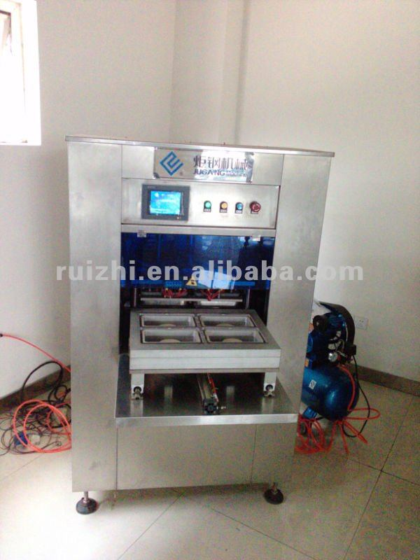 Automatic Tray Type Modified Atmosphere Packing Machine