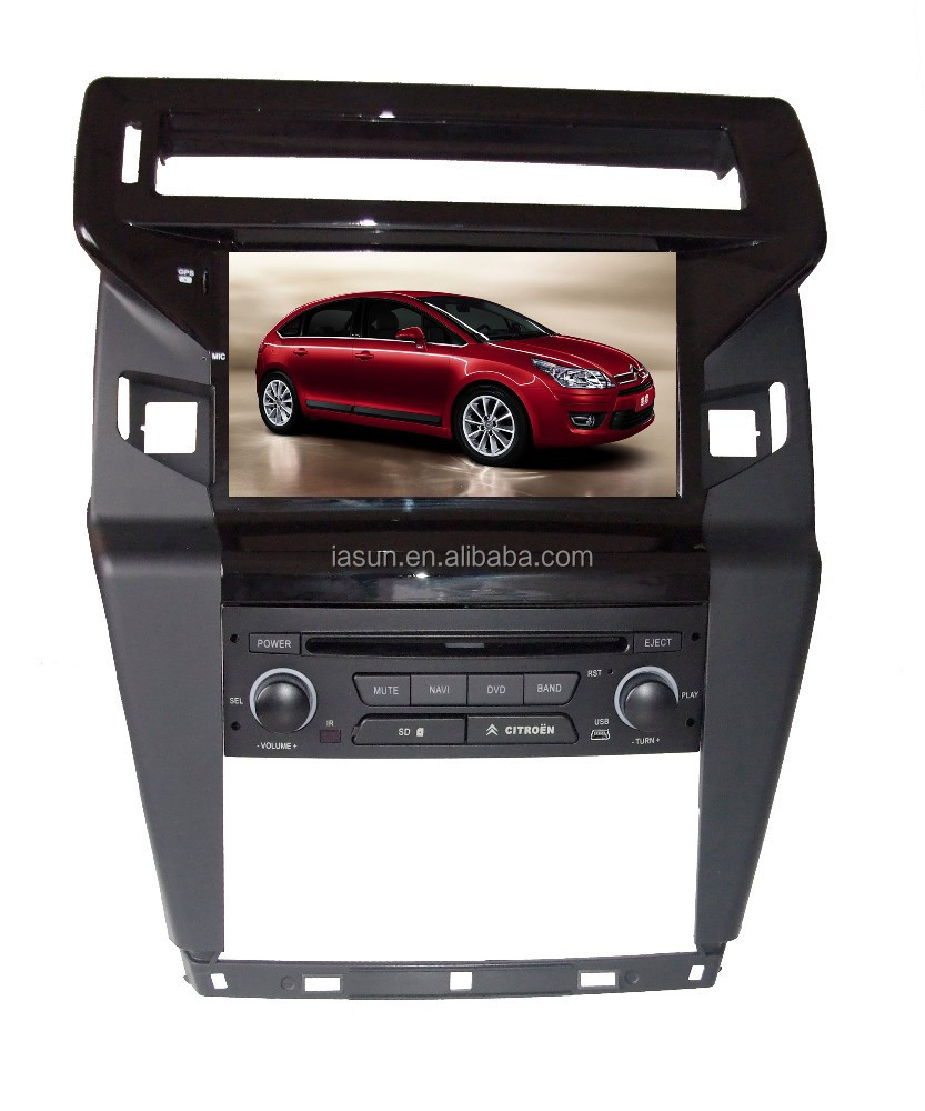 ISUN android for citroen c4 picasso car dvd player for citroen c5 car dvd gps 2 din for citroen c5 car radio tv dvd
