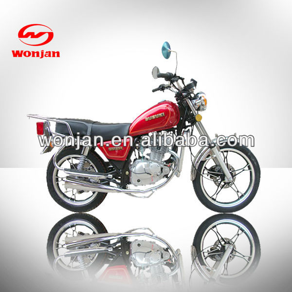 New hot 125cc motorcycle/best cruiser motorcycle/sports bike motorcycle(GN125H)