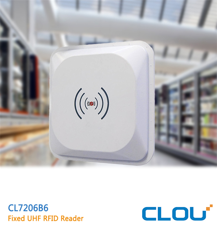 Hot sell long range transponder rfid UHF Reader