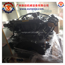 Excavator engine assembly 4HK1,ISUZU diesel engine 6BG1/ 6WG1 complete engine assy