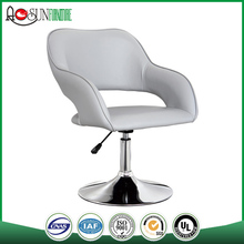 Bar stool supplier ISO 9001 certified Wholesale yellow leather bar stool