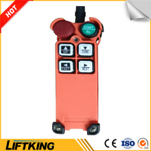 F21-2D, F21-4D , F21-6D electric hoist wireless universal remote control