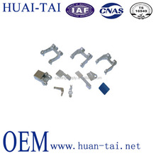 Best quality CNC OEM machining aluminium customized casting heavy truck spare parts