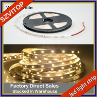 China Newest Warm whtie 2835 LED Light Strip No - Waterproof 5meter a roll 300leds DC12V Hot sale